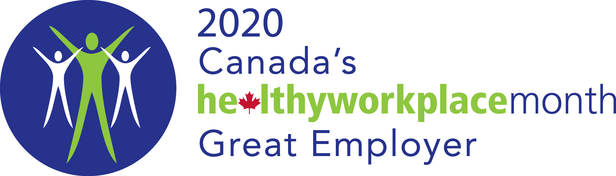 Excellence Canada's Healthy Workplace Great Employer Award