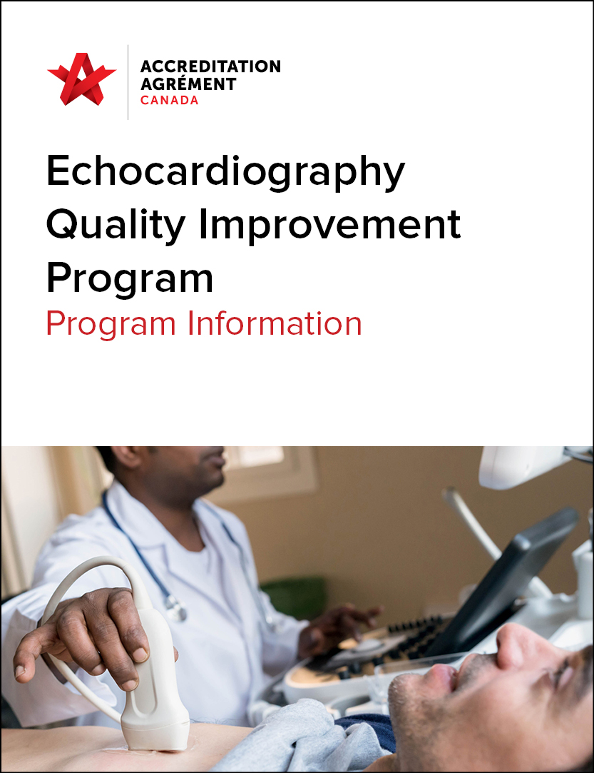 Echocardiography Quality Improvement Program - Program Information